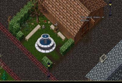 ein Brunnen